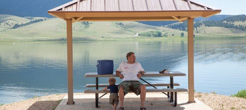 New Mexico Lakeside Real Estate